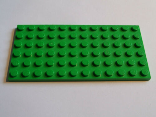 Lego 3028 Plate 6x12 Light Green Bright Green 4541414