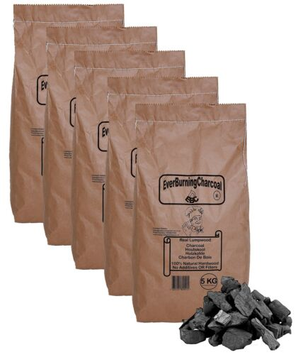 Graded Real Lumpwood Hardwood Barbecue BBQ Charcoal CHEAPEST ON !!!