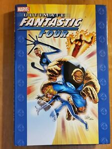 Ultimate-Fantastic-Four-v2-oversized-hardcover-great-condition-Warren-Ellis