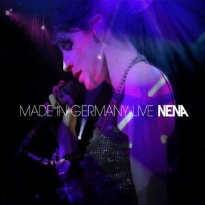 Nena-Made-in-Germany-Live-2-CD-Deutschpop-NEU