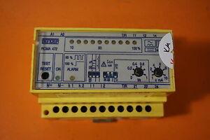 Bender RCMA472 RCMA472LY-21 Differenstromü<wbr/>berwachungsgeb<wbr/>er