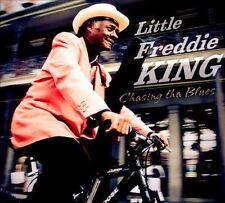 Chasing tha Blues [Digipak] by Little Freddie King (CD, Jan-2012, Burnside...