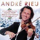 Merry Christmas by Andr' Rieu (CD, Nov-2013, Wagram)