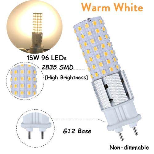 G12 LED Mais Licht 15W 110V 220V Lampe Gleichwertig 150W Halogen Energie Sparen