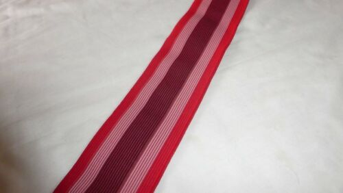 """Per METRE used for Elasticated surcingles on horse Rugs 3/"""" WIDE ELASTIC"""