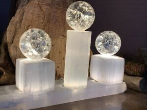 Conventional import Modern Natural Selenite Crystals