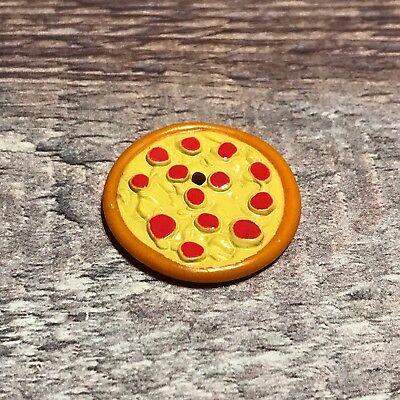 Abile Sylvanian Families Ricambio Ricambi Accessori Da Cucina Alimentari | Pizza Intera (a)-mostra Il Titolo Originale 2019 Nuovo Stile Di Moda Online
