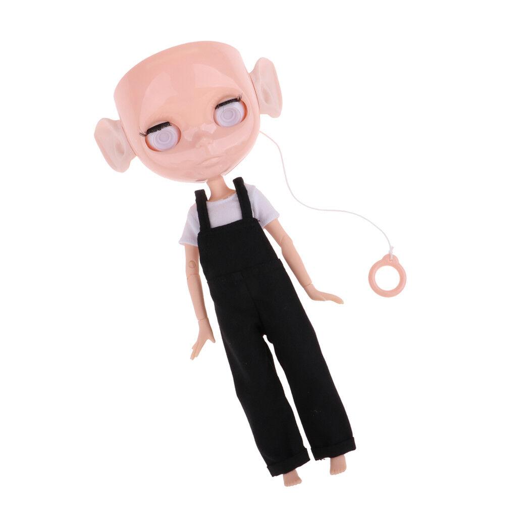 Flexibler 20 gliedriger Body mit Hosenanzug für RBL Blythe Boy Doll