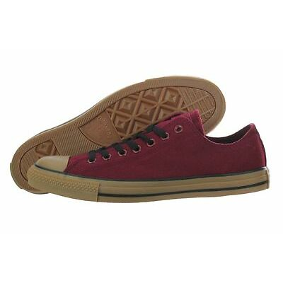Men Converse All Star Low Top Canvas 146930C OxHeart Gum 100% Authentic B. New