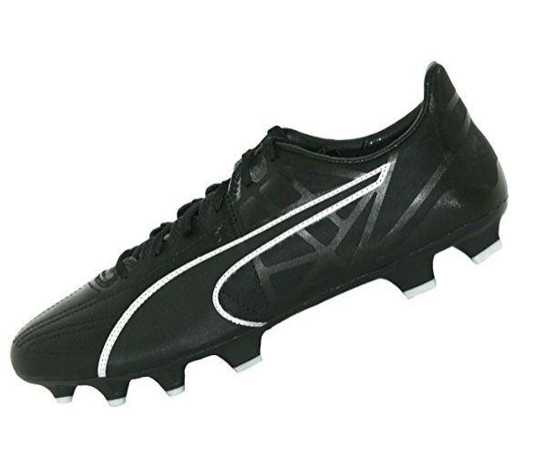 Puma evoSPEED 3.5 Lth Firm Firm Lth Ground Football Stiefel 34b030