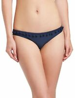 French Connection Andreanna Briefs Navy Blue Size M Box4518 C