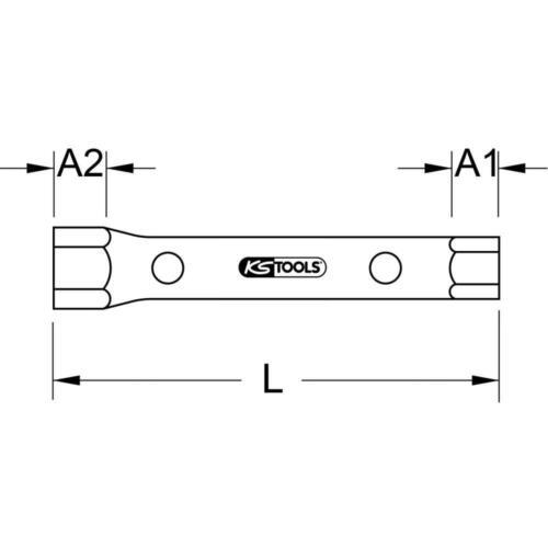"""- cathode 1 pièces LED 7-segment chiffres affichage 12,7mm 0,5/"""" jaune 595nm GEM"""