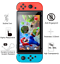 miniature 20 - Case Bag For Nintendo Switch/Switch Lite Carrying Case +Tempered Glass Protector