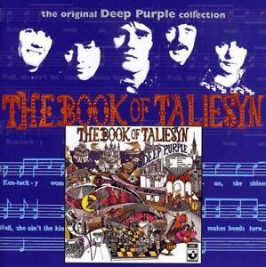 Deep-Purple-The-Book-Of-Taliesyn-CD