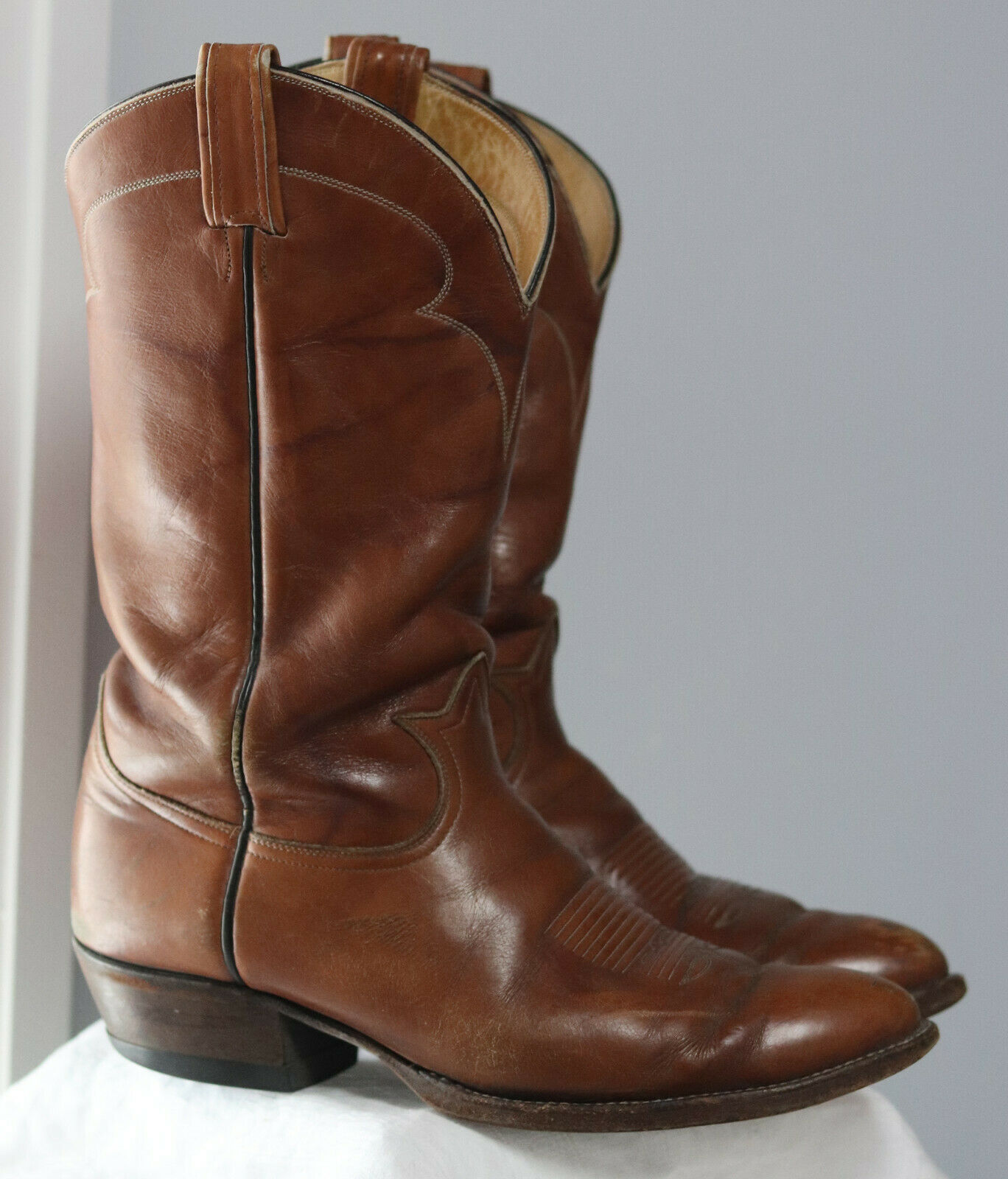 Tony Lama Cowboy boots size 11.5D Country Western
