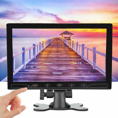 "Ultrathin 9/"" CCTV Monitor HDMI VGA AV Display Monitor for Raspberry Pi 3//2//B+//PC"
