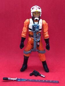 HonnêTe Star Wars Votc Saga Luke Skywalker X-wing Pilot Loose Complet-afficher Le Titre D'origine Les Consommateurs D'Abord