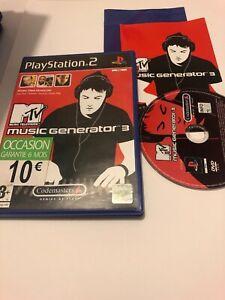 jeu-playsation-2-ps2-ps3-pal-fr-mtv-music-television-generator-3