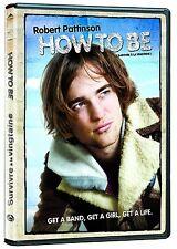 DVD - Comedy - Robert Pattinson How To Be (Survivre A La Vingtaine)