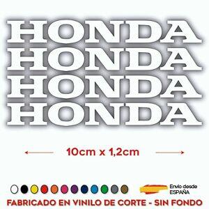 STICKER-HONDA-VINILO-PEGATINA-DECAL-VINYL-AUTOCOLLANT-ADHESIVO-OIL-COCHE-MOTO
