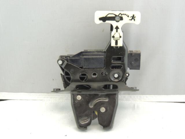 Pontiac G6 Trunk Latch Release Rear Deck Lid 05 06 07 08 09 10 9165