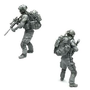 1-35-Modern-American-Army-Special-Forces-A-Resin-Soldier-Model-X3V2