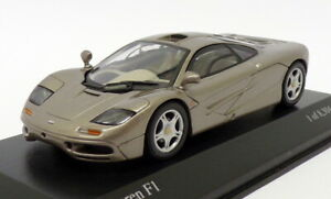 Minichamps-1-43-Scale-530-133437-McLaren-F1-Platinum-Grey