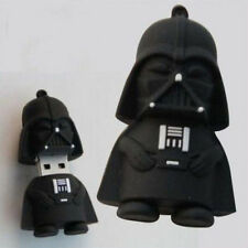 New Darth Vader USB 2.0 memory stick flash pen drive U-Disk  8GB Free shipping