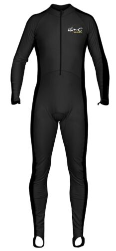 647122.2800 NEU !!! IQ UV 300 Overall Slim FIt Herren Longsleeve black