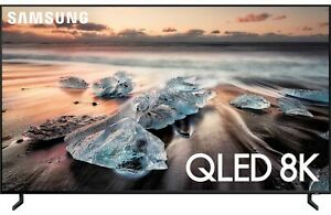 Samsung  QN65Q900R  65in 4320p 8K UHD QLED Smart TV 2019 model  QN65Q900RBF