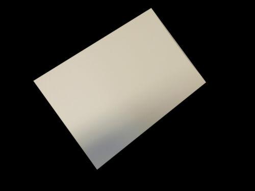 100 A5 Feuilles Ivoire Carte Fabrication Carte Card Blanks Carte Artisanat