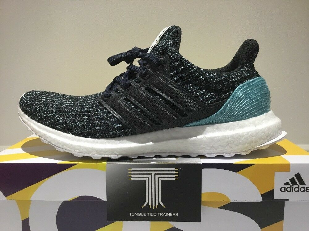Adidas Ultra Boost x Parley Ultraboost ~ CP8778 ~ Youth Size Uk 6