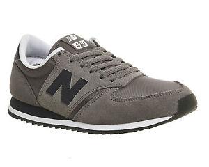 new balance 420 grey trainers