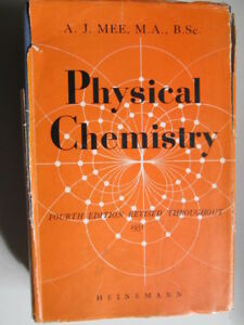 Good-Physical-chemistry-Mee-A-J-1954-01-01-Fourth-Edition-dated-1951-Wea