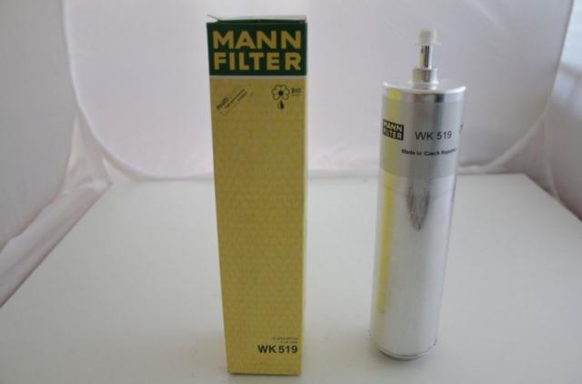 Kraftstofffilter BMW E90/E91/E92/E93 | Mann  WK519 = WK5001 ,NEU
