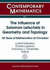 The Influence of Solomon Lefschetz in Geometry and Topology: 50 Years of Mathematics at Cinvestav by American Mathematical Society (Paperback, 2014)