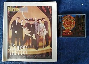BIG-BAD-VOODOO-DADDY-SELF-TITLED-COOLSVILLE-1998-CD-TIME-OUT-MAGAZINE