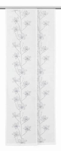 Neusser Collection Flächenvorhang 245 x 60 cm weiß