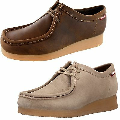 Women Clarks PADMORA 26060499 Brown Oxford Lace Up Casual Shoes