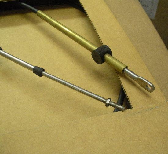 Morse Mariner Typ Kontrollkabel Typ Mariner 630 13ft 2889 556e3a