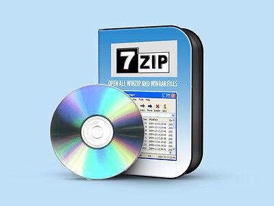 Professional ZIP & UNZIP Utility for Windows~ Winzip Compatible NOW CDROM |  eBay