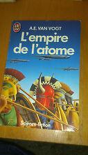 A-E Van Vogt - L'EMPIRE DE L'ATOME