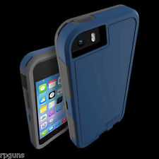 NEW iPhone 5S Phone Case ZAGG ARSENAL InvisibleSHIELD EXTREME IE888s SAPPHIRE