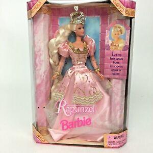 Barbie-Rapunzel-Vtg-1997-NIB