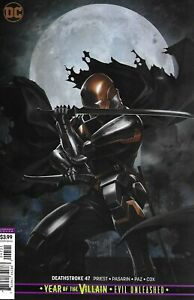 Deathstroke-Comic-47-Cover-B-Variant-Skan-First-Print-2019-Priest-Pasarin-DC