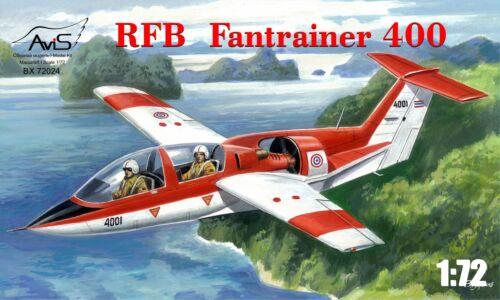 Avis 1//72 RFB Fantrainer 400 #bx72024
