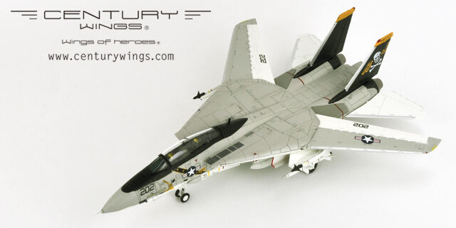 CENTURY WINGS 1 72 F-14A TOMCAT U.S.NAVY VF-84 JOLLY ROGERS AJ202 1978 (Normal)