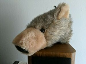 Bear-Head-Soft-Mount-Wall-Sculpture-by-Dianne-Shapiro