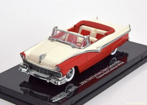1:43 Vitesse Ford Fairlane Convertible 1956 lightred//creme