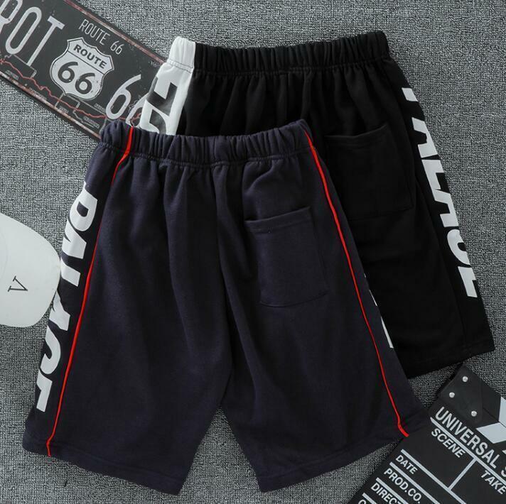 Unisex Men's PALACE Sport&Casual Pants Beach Starlight Cotton Sports Shorts S-XL